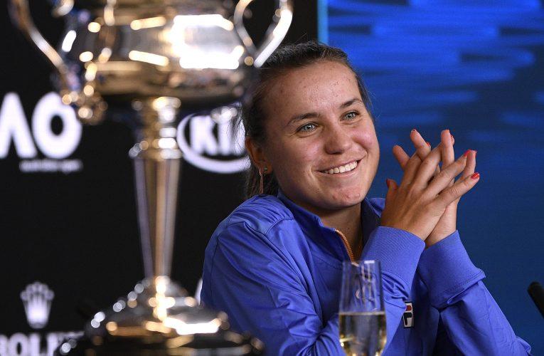 "SOFIJA KENIN osvojila ""Australian open""!"