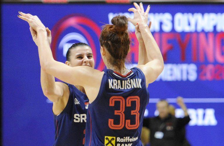 Srbija na korak do Tokija