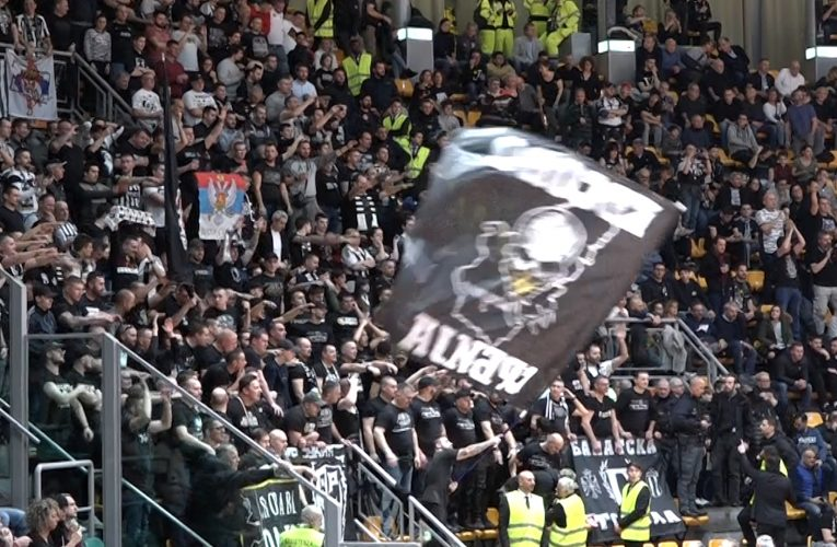 Posle drame u Nišu Partizan odbranio Kup Srbije