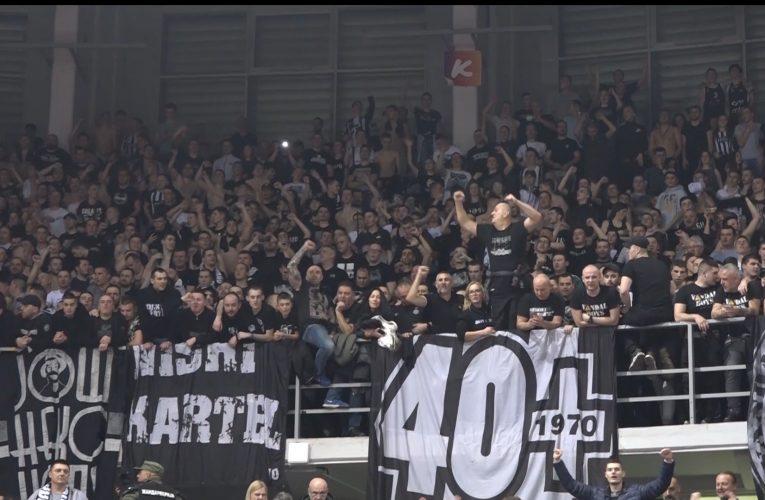 Partizan odbranio Kup