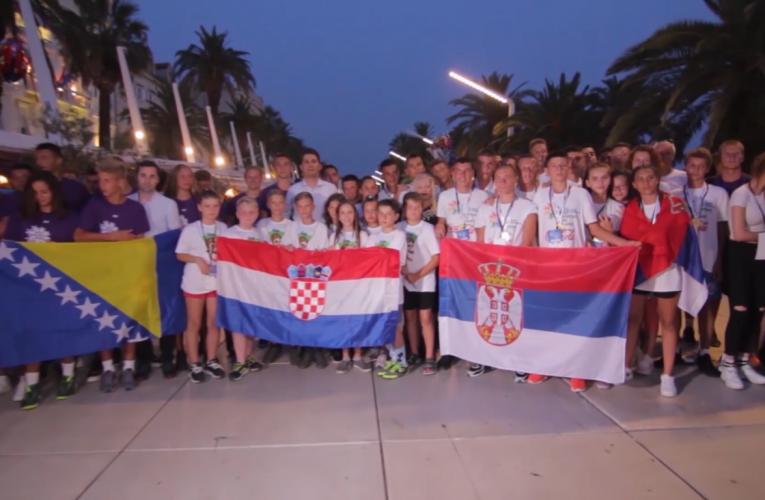 """Sportske igre mladih u akciji """"KOD KUĆE JE ZAKON"""""""