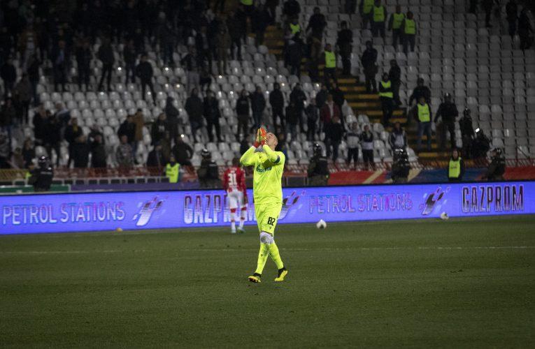 Zvezda slavi rođendan protiv Napretka, Partizan na Voždovcu