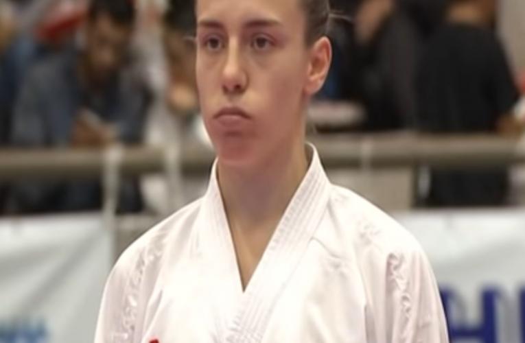 Karatistkinja Jovana Preković izborila normu za OI u Tokiju