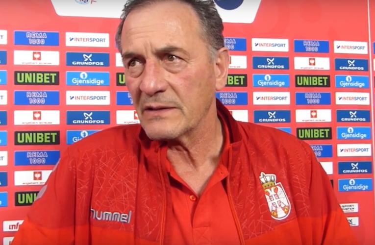 Odbradović izabrao sastav rukometašica za Ðer