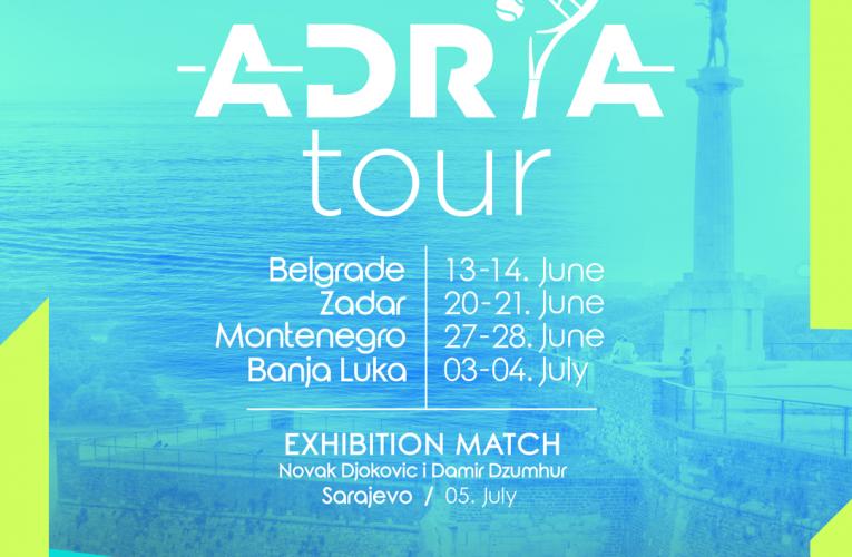 "EKSKLUZIVNO!!! ""ADRIA TOUR"" U BEOGRADU"