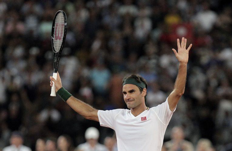 Federer ne odustaje