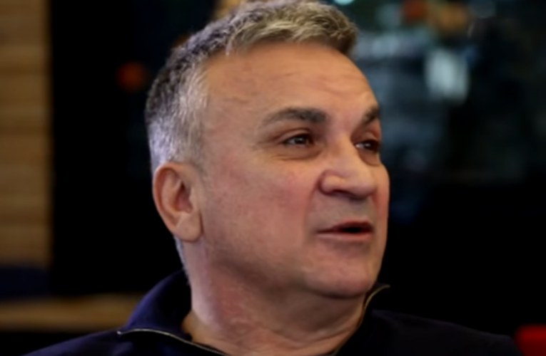 Srđan Đoković o sinu Novaku